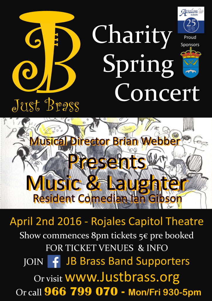 Music & Laughter Concert