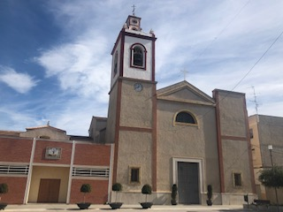 Parish Church of San Pedro Apóstol
