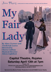 Obra de Teatro My Fair Lady